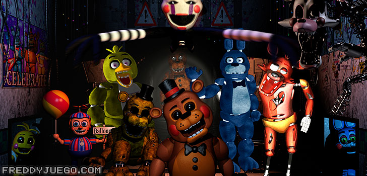 Five Nights at Freddy's Imágenes